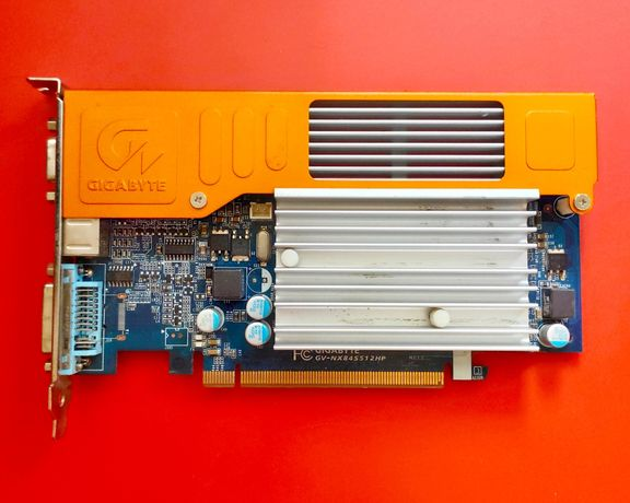 Відеокарта GIGABYTE PCI-Ex GeForce 8400GS