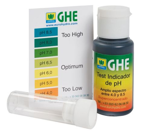 Kit Testes PH