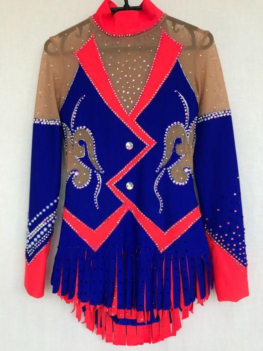 Платье для фигурного катания, художественной гимнастики