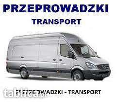 Usługi Transportowe - Przeprowadzki Lubin