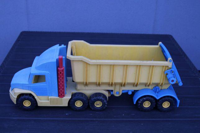 Zabawka autko WADER 36400 Ciężarówka Wywrotka Super Truck