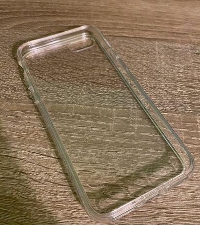 Etui case iPhone 7 8 Przeźroczyste Clear Nowe