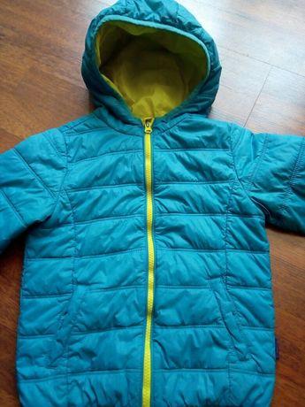 Демисезонная курточка Chicco на 110р.Термо.