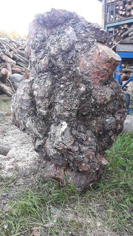Drzewo pieniek ozdobny