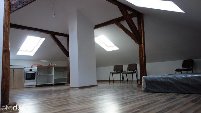 Mieszkanie na poddaszu w domu jednorodzinnego 42m2
