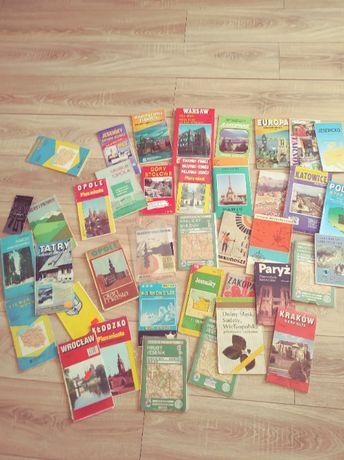 Mapy krajoznawcze i turystyczne