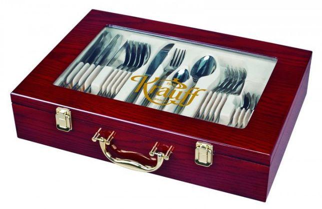 Набор столовых приборов 72 предмета в чемодане Grace Krauff