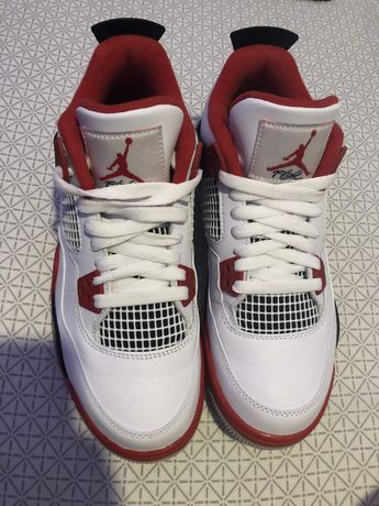 Jordan 4 Fire Red GS