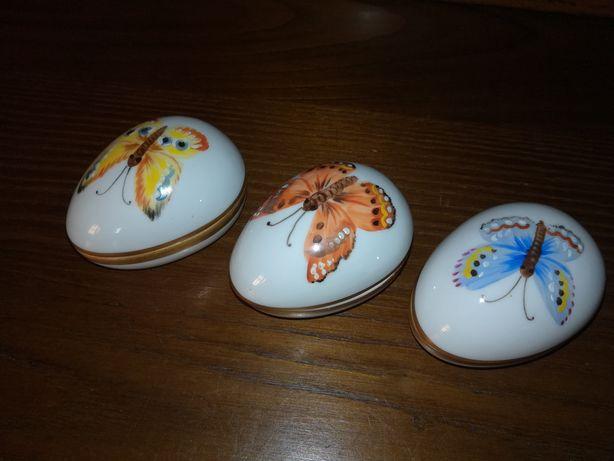 Ovos da Artibus pintado à mão