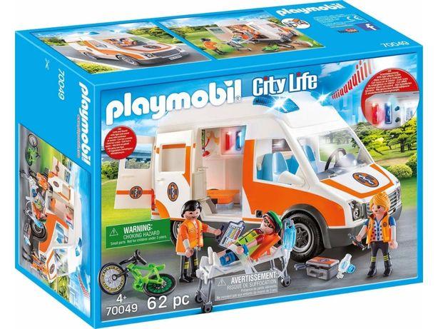 Playmobil 70049 Ambulância - NOVO