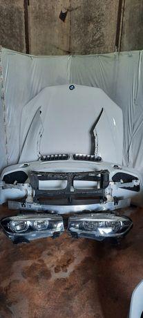 Капот бампер крила фари БМВ Х 5 Ф15