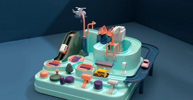 Детская интерактивная игровая станция