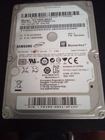 """Dysk Twardy 1TB HDD 1000Gb 2,5"""""""