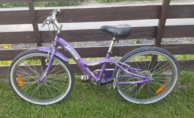 """Rower dla dziewczynki 24"""" (24 cale) Jamis Capri"""