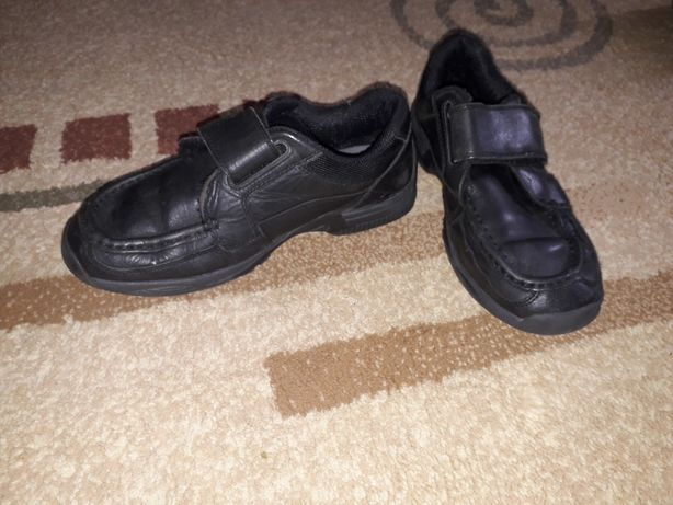 Туфли кожаные на подростка.