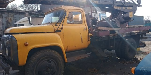 Продам автовышку ГАЗ АП-17А