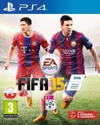 Gra FIFA 15 PS4 - nowa