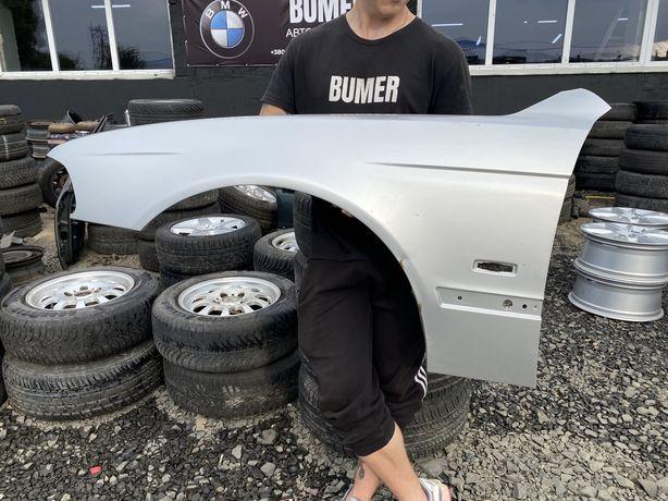Крило ліве БМВ Е39 серебро titansilber 354 крыло левое BMW E39 шрот