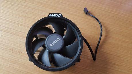 Chłodzenie AMD Wraith Stealth Socket AM4 4-pin PWM