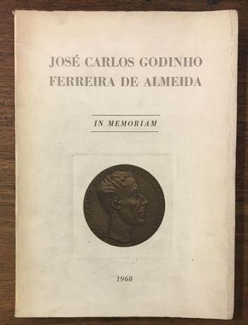 josé carlos godinho ferreira de almeida, in memoriam, 1968