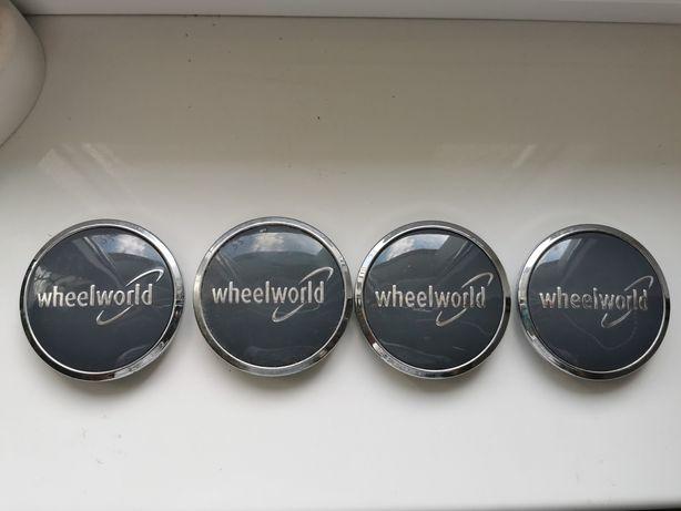 Kapsle dekielki Wheelword 6cm