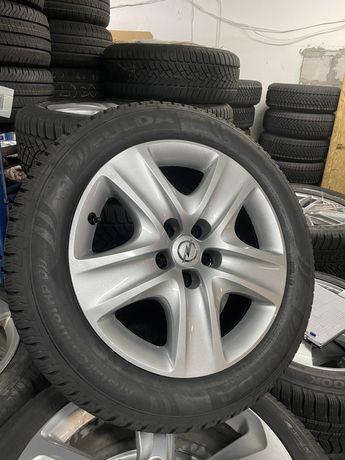 Nowe oryginalne felgi stalowe strukturalne Opel 5x115 insignia astra j