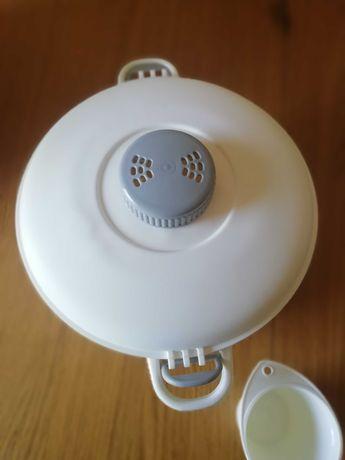Panela de pressão para microondas Teka nova
