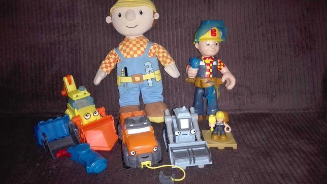 Bob budowniczy, zabawki