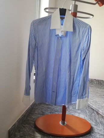 Camisa Sacoor Brothers de Mulher Classic Slim Fit