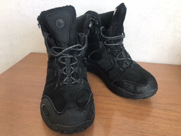 Зимові ботинки Merrell на хлопчика-підлітка 41,5 европейський