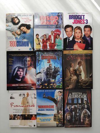 Filmy na DVD w bardzo dobrym stanie :)