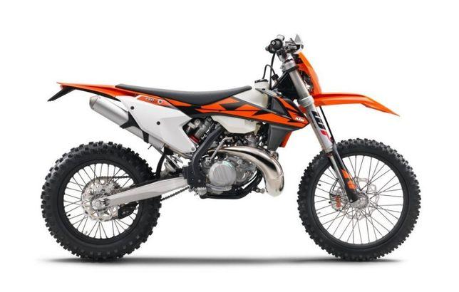 Wynajem motocykla KTM EXC 250 TPI 2018r wynajem sherco beta husqvarna