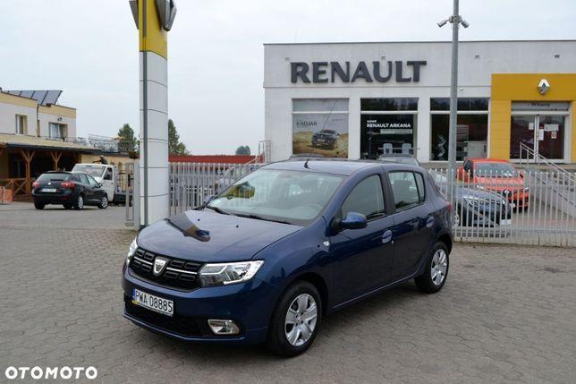 Dacia Sandero Salon Polska Benzyna Klima Zadbany Atrakcyjny