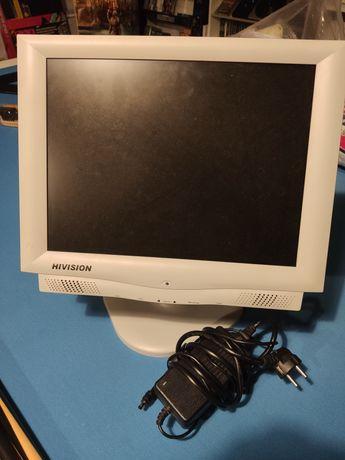 Uszkodzony monitor