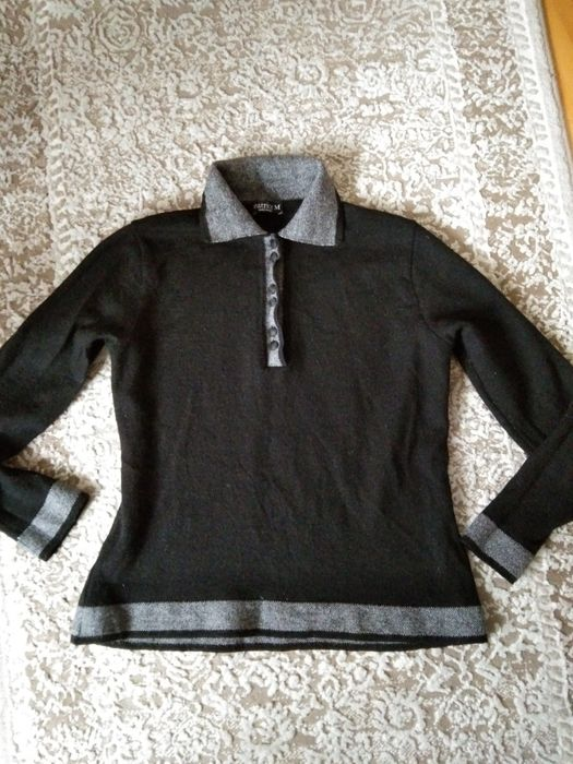Светр пуловер офісний класичний Італія Черновцы - изображение 1