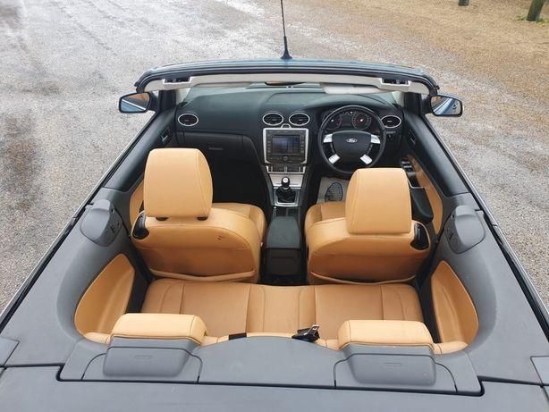 Ford Focus Kabriolet 2.0D 2007