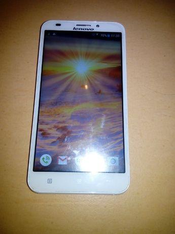 Смартфон Lenovo А-916 білого кольору. Android 4.4.2.