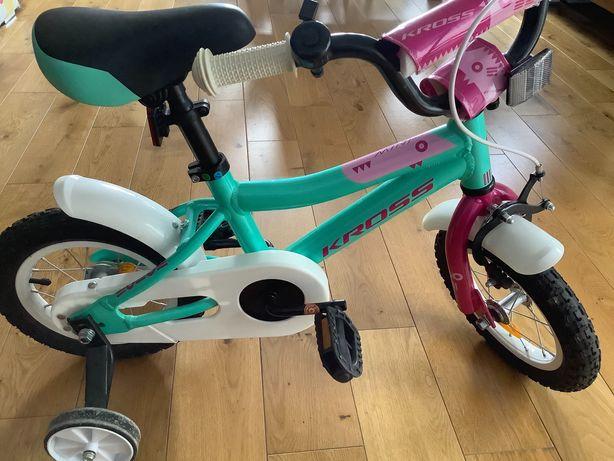 Rower KROSS MINI 2.0 dla dziewczynki