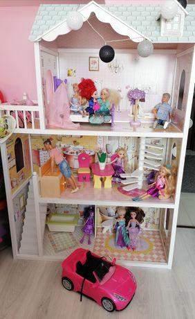 Domek dla lalek Barbie