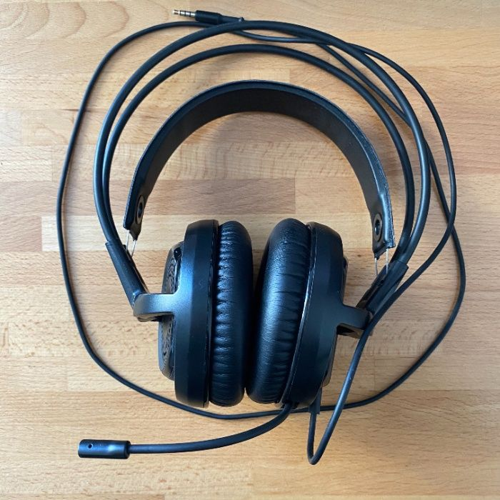 Słuchawki SteelSeries Siberia X300 Headset PC / PS4 / Xbox One Katowice - image 1