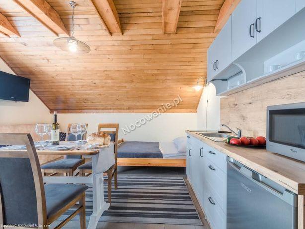 Pokoje apartamenty Dębki koło Karwia nad morzem pensjonat cały rok