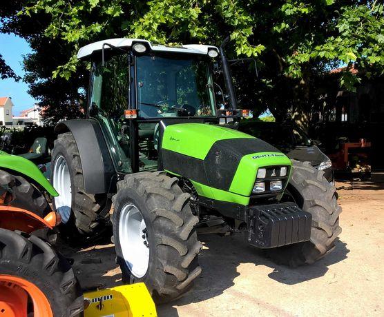 Trator Deutz Agrofarm 420