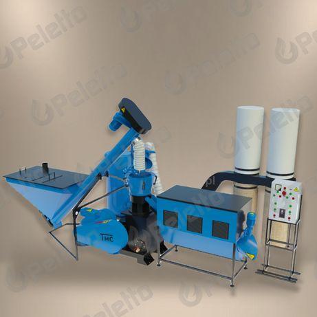 Linia do produkcji pelletu LDG - 3000 | 25 kW | 300 kg/h