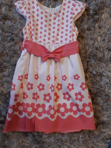 Sukienka - rozmiar 122