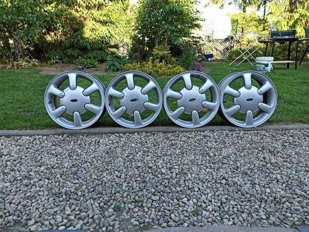 """Felgi aluminiowe 15"""" Ford 4x108 RONAL"""