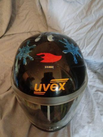Kask motocyklowy UVEX Rozmiar: M