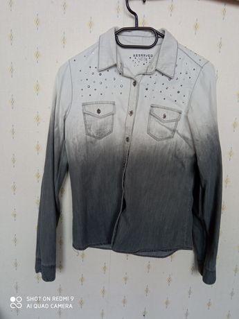 Koszula jeansowa RESERVED 158cm