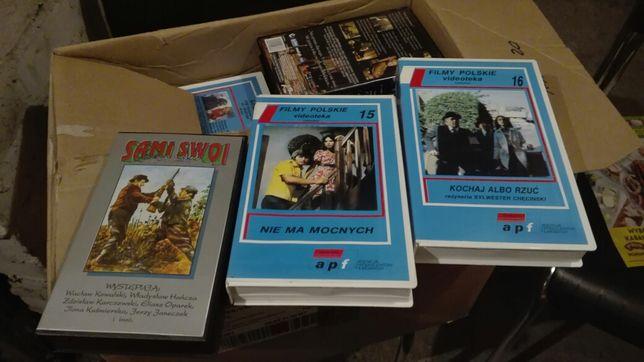 Sami Swoi, Niema mocnych, kochaj albo rzuć na kasetach VHS