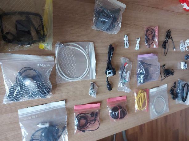 Różnego rodzaju kable, może akurat takiego potrzebujesz?