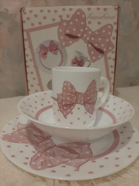 Набор детской посуды для доченьки-принцессы ARCOPAL Франция